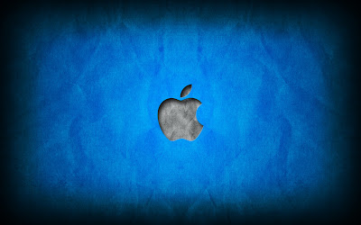 Blue Apple Wallpaper
