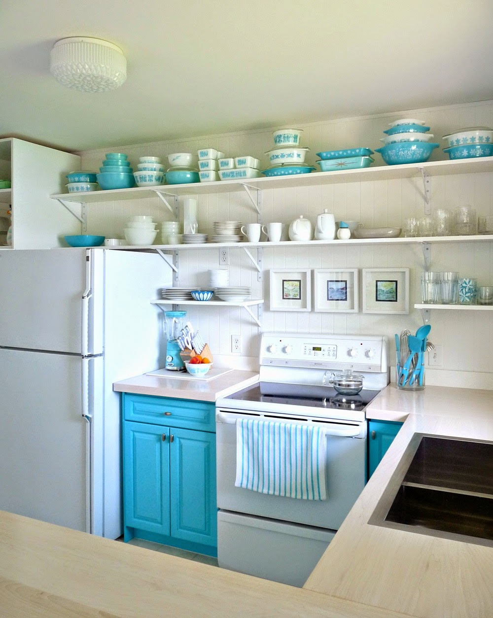 Here are all of the kitchen related posts (click on the link to read