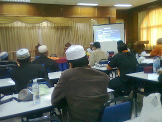 Kursus Rawatan Islam Dengan Ustaz Khairul Baru-Baru Ini...