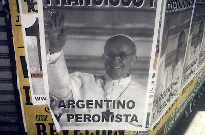 Papa Francisco - Argentino y peronista