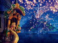 Rapunzel dreams Puzzle