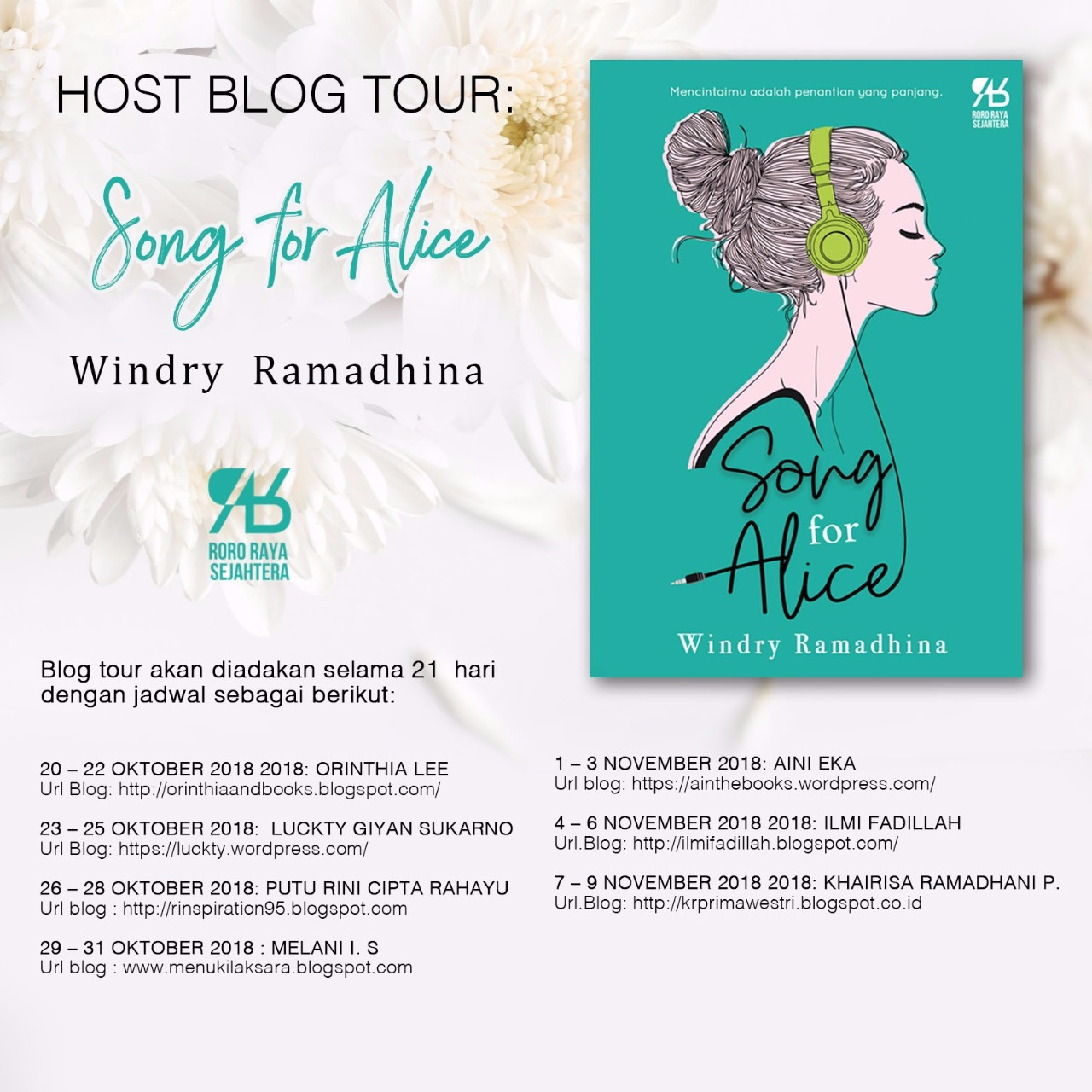On Going Blogtour