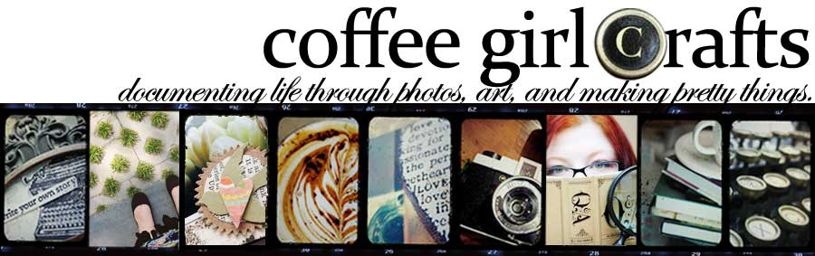 Coffee Girl Crafts: A blog about pretty things