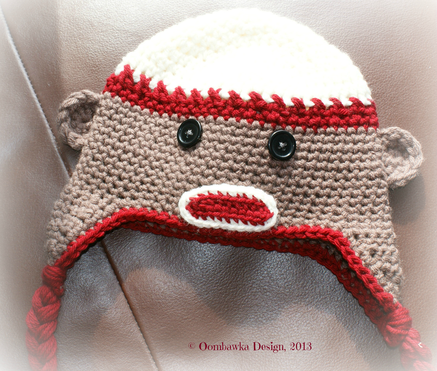 Free Crochet Patterns Monkey Hat : Oombawka Design *Crochet*