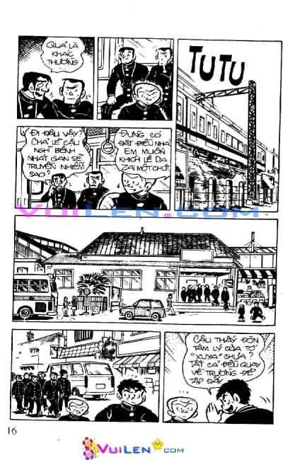 Jindodinho - Đường Dẫn Đến Khung Thành III  Tập 6 page 16 Congtruyen24h