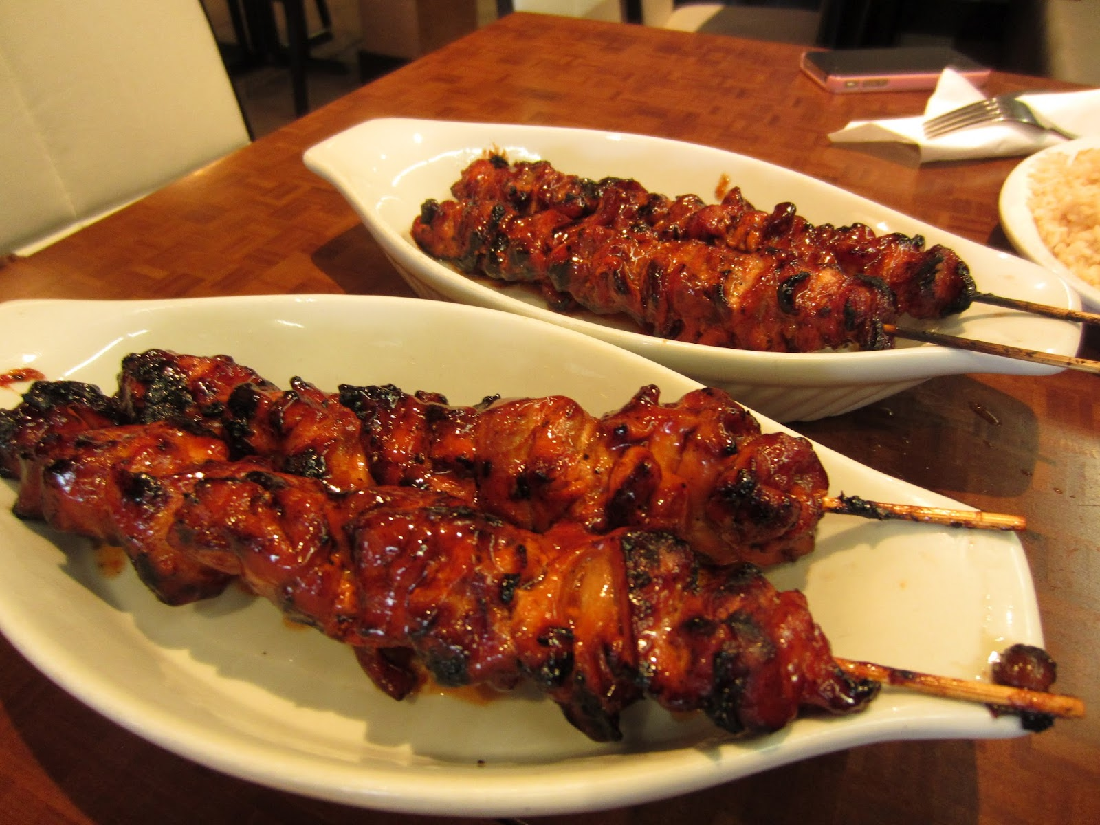 Filipino BBQ Pork Skewers Recipes — Dishmaps