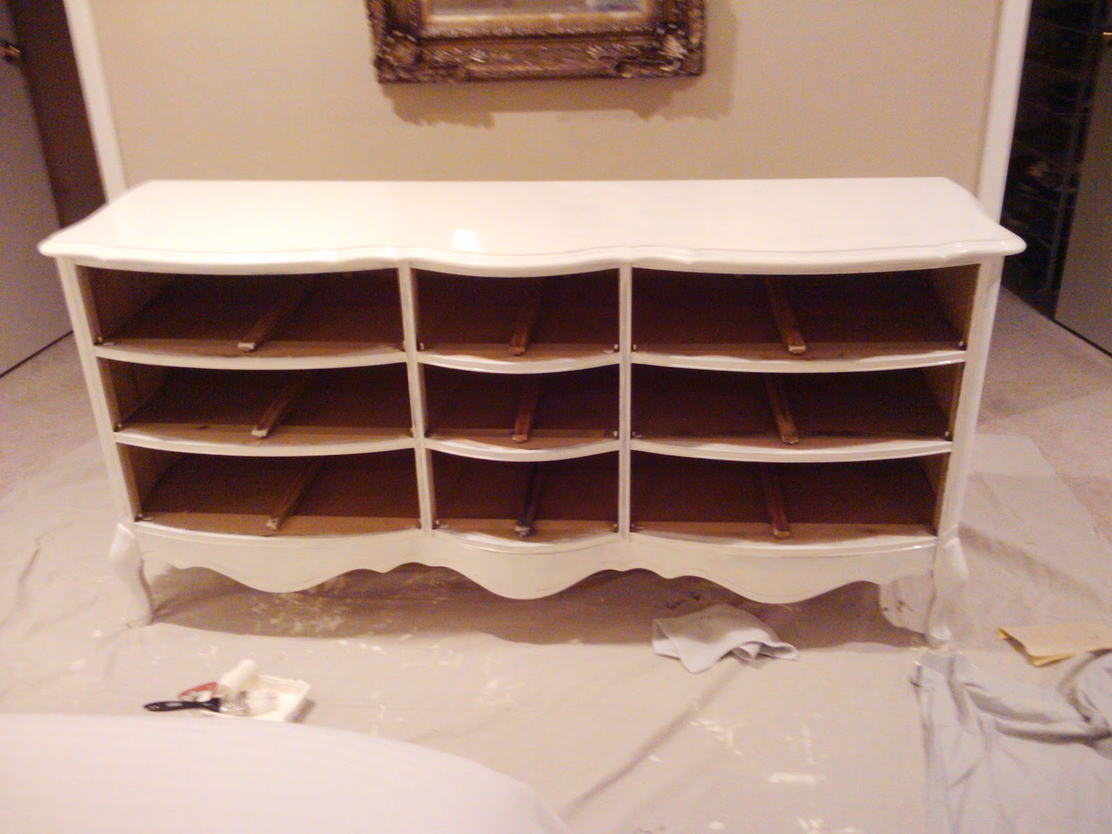 chalk painted bedroom furnitureLiveLoveDIY The Beginners Guide to Painting Furniture