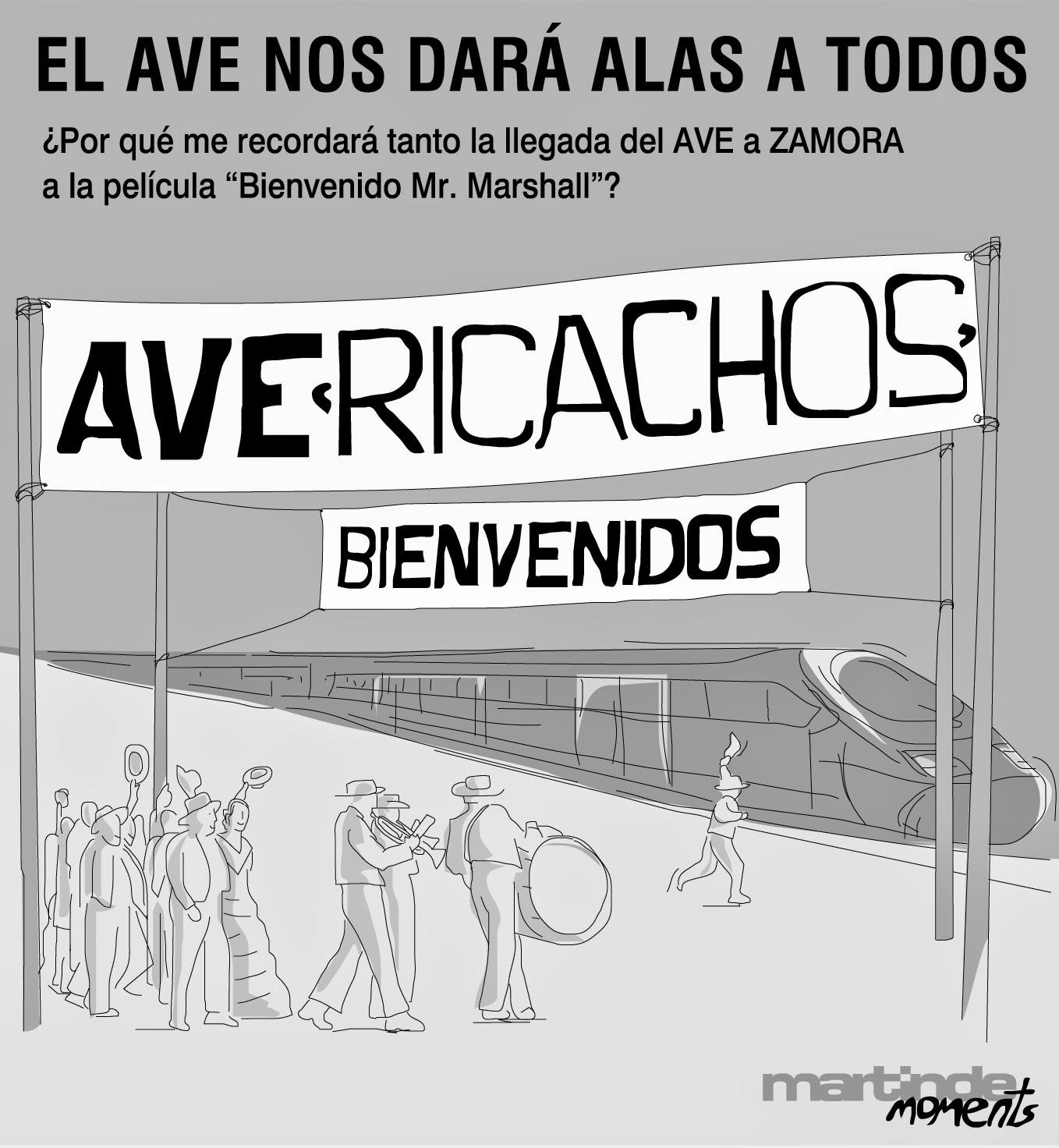 El AVE llega a Zamora