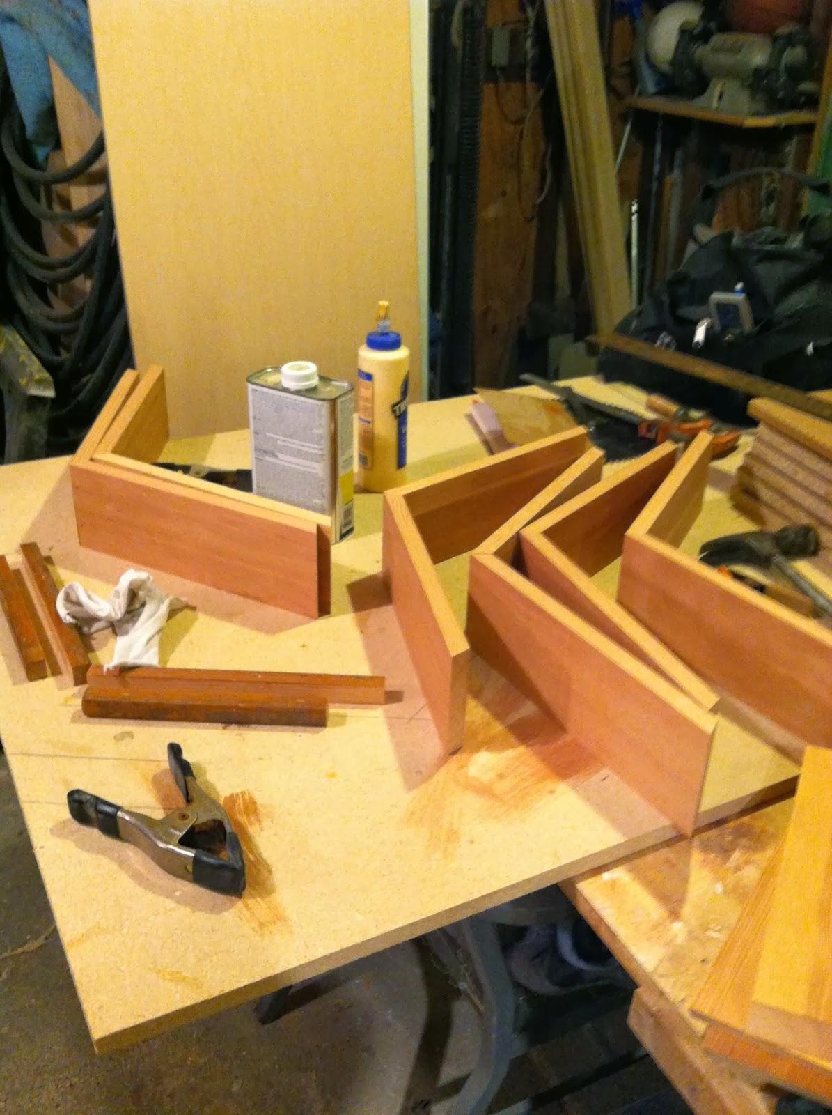 DIY Honeycomb Shelves title=