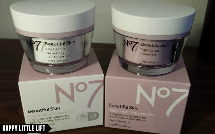 No7 Beautiful Skin Day and Night Cream
