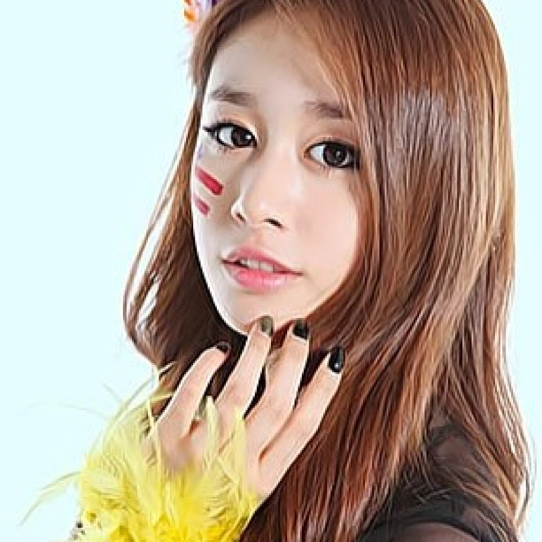 "Park Jiyeon Cute Adorable ""Ya ya ya!"""