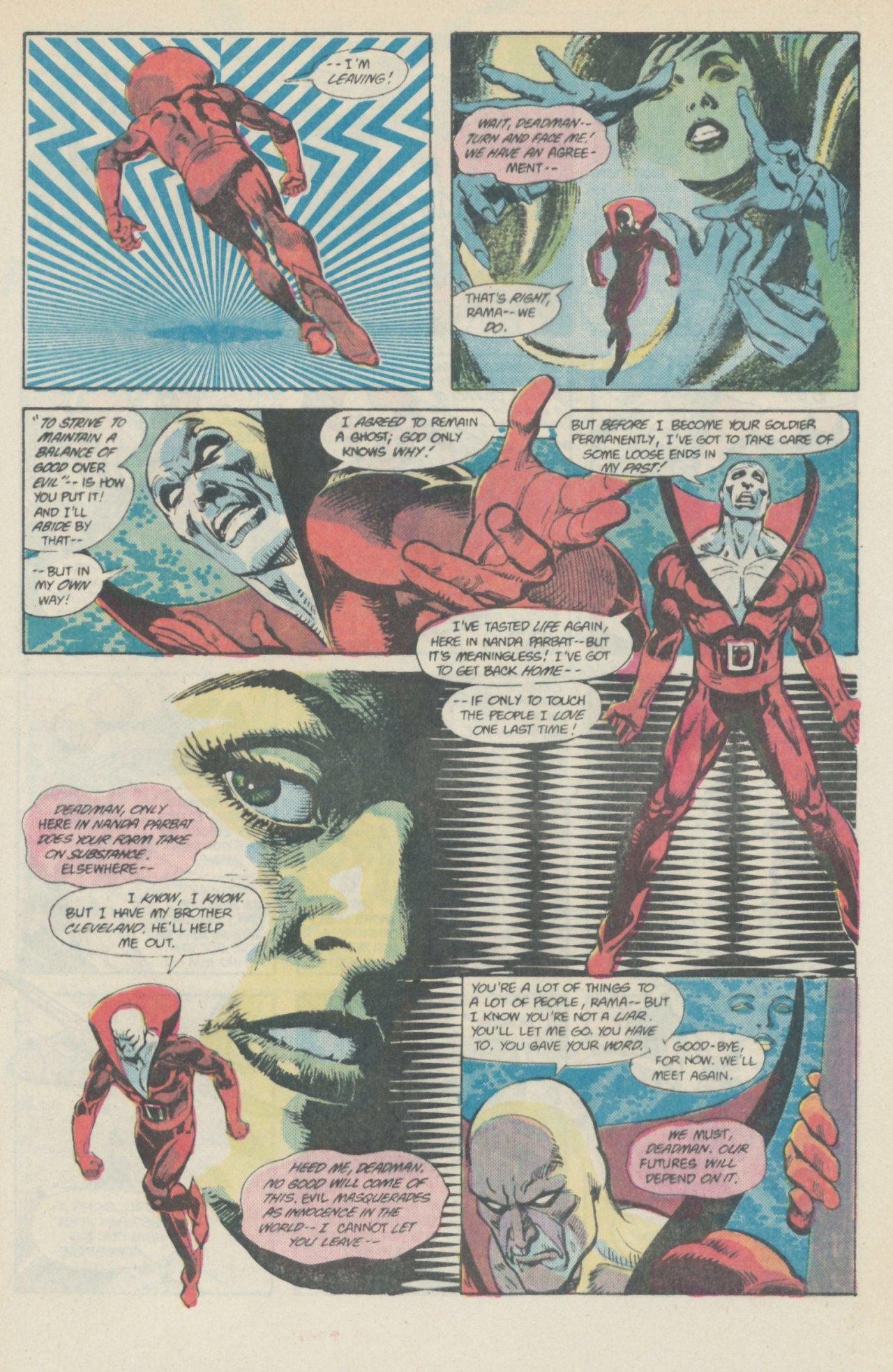 Deadman (1986) #1 #4 - English 10