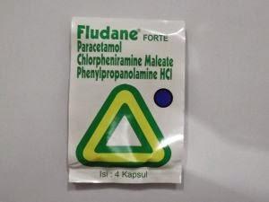Dosis Obat FLUDANE  Obat Flu