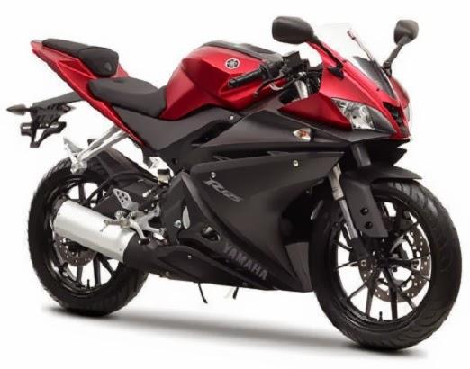 Detail Perubahan Yamaha R125