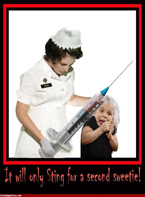 pictures  jokes  and other stuff  child immunization joke