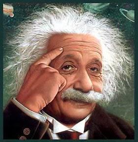 Albert Einstein-अल्बर्ट आइंसटाइन