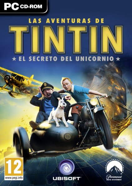 Las Aventuras de Tintin 2011 [PC Full] Español ISO [FairLight] DVD9