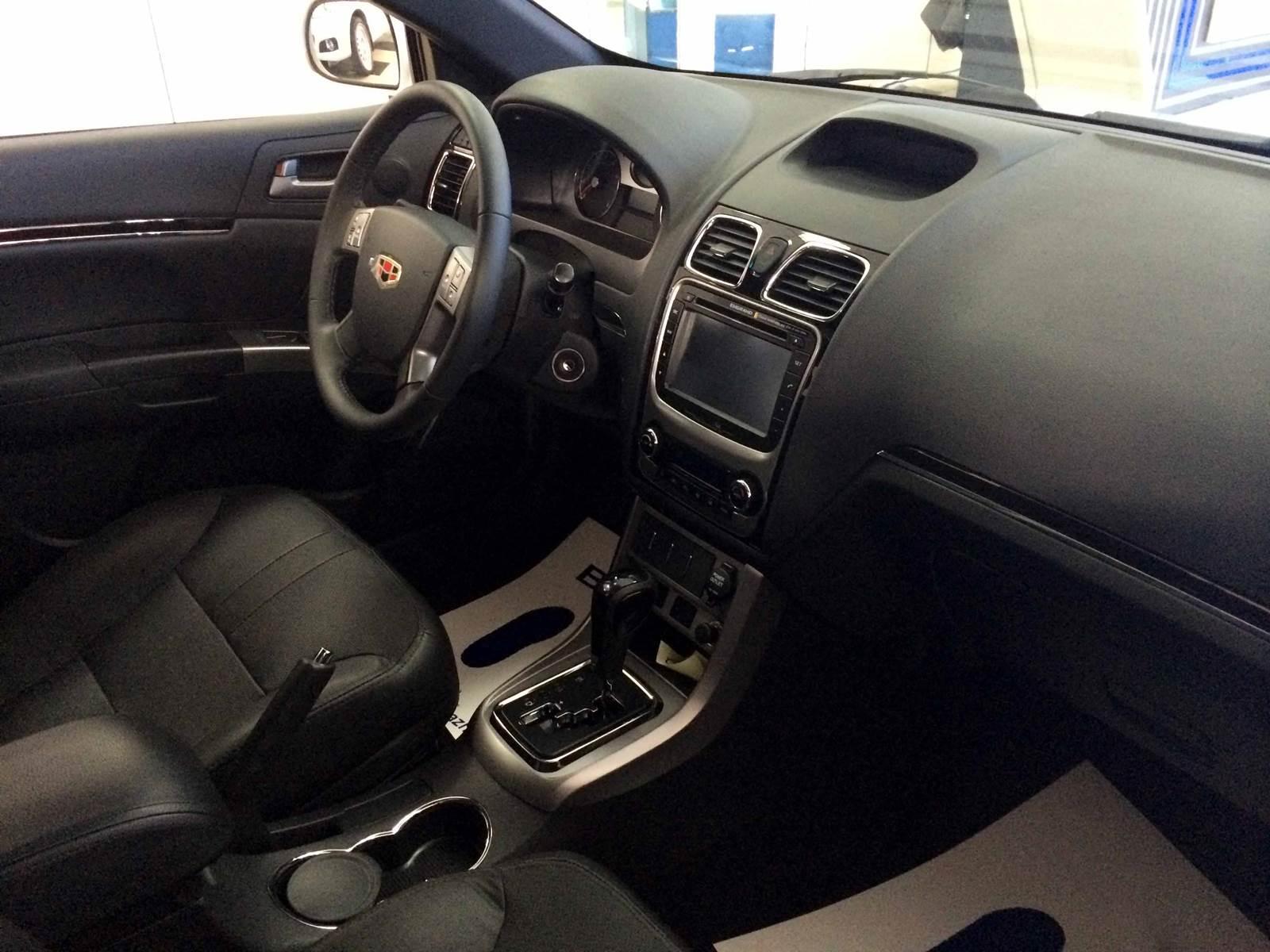 Geely EC7 2015 Automático
