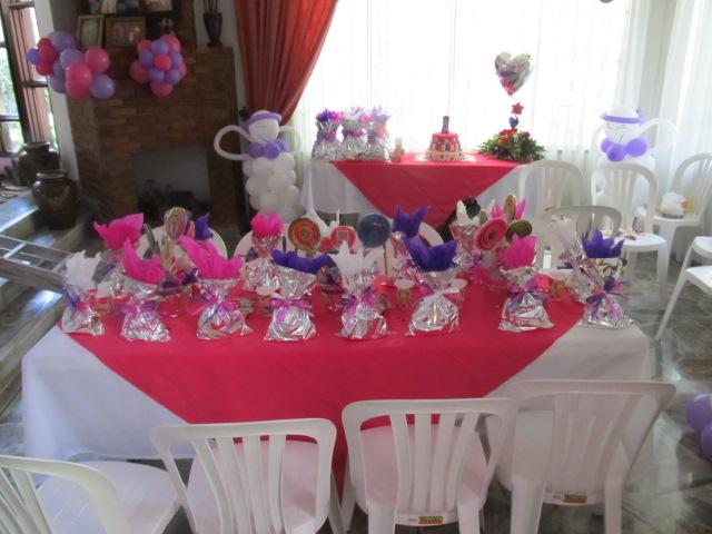Decoracion de primera comunion fiestas tematicas for Decoracion comunion