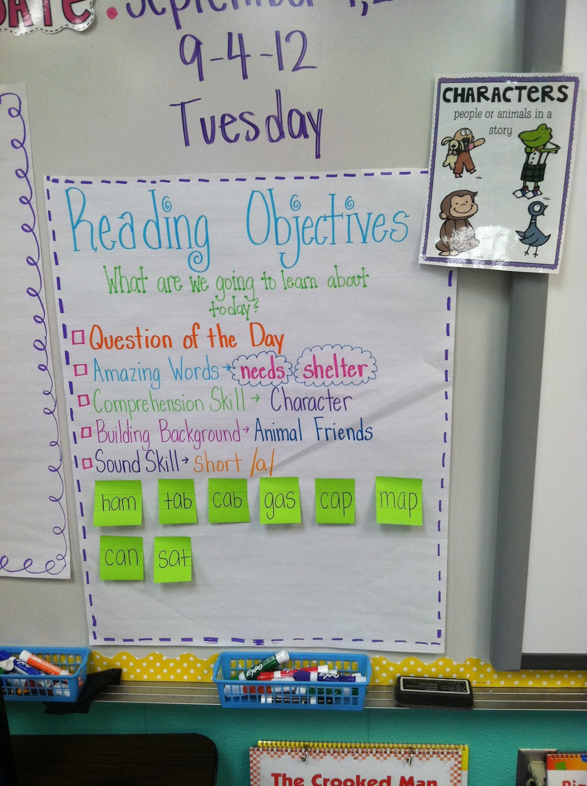 Life In First Grade Reading Street Whole Group Centers