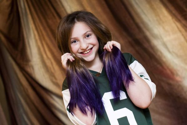 Teen Hair Color Trends