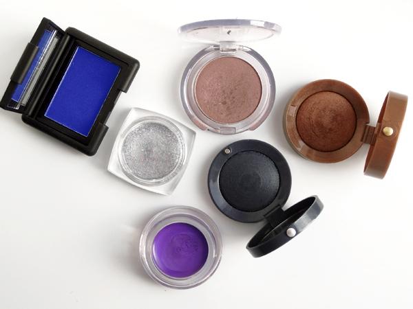 Très Beauty & Gibberish: Du choix de la couleur de ses fards à paupières DH21