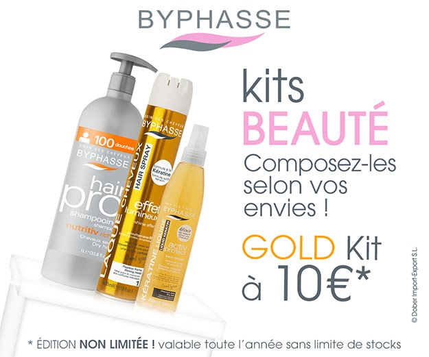 BYPHASSE KIT BEAUTE