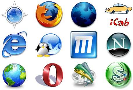 Menggunakan Browser Tercepat