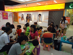 Event @ Tampines 1 15th Jan2012
