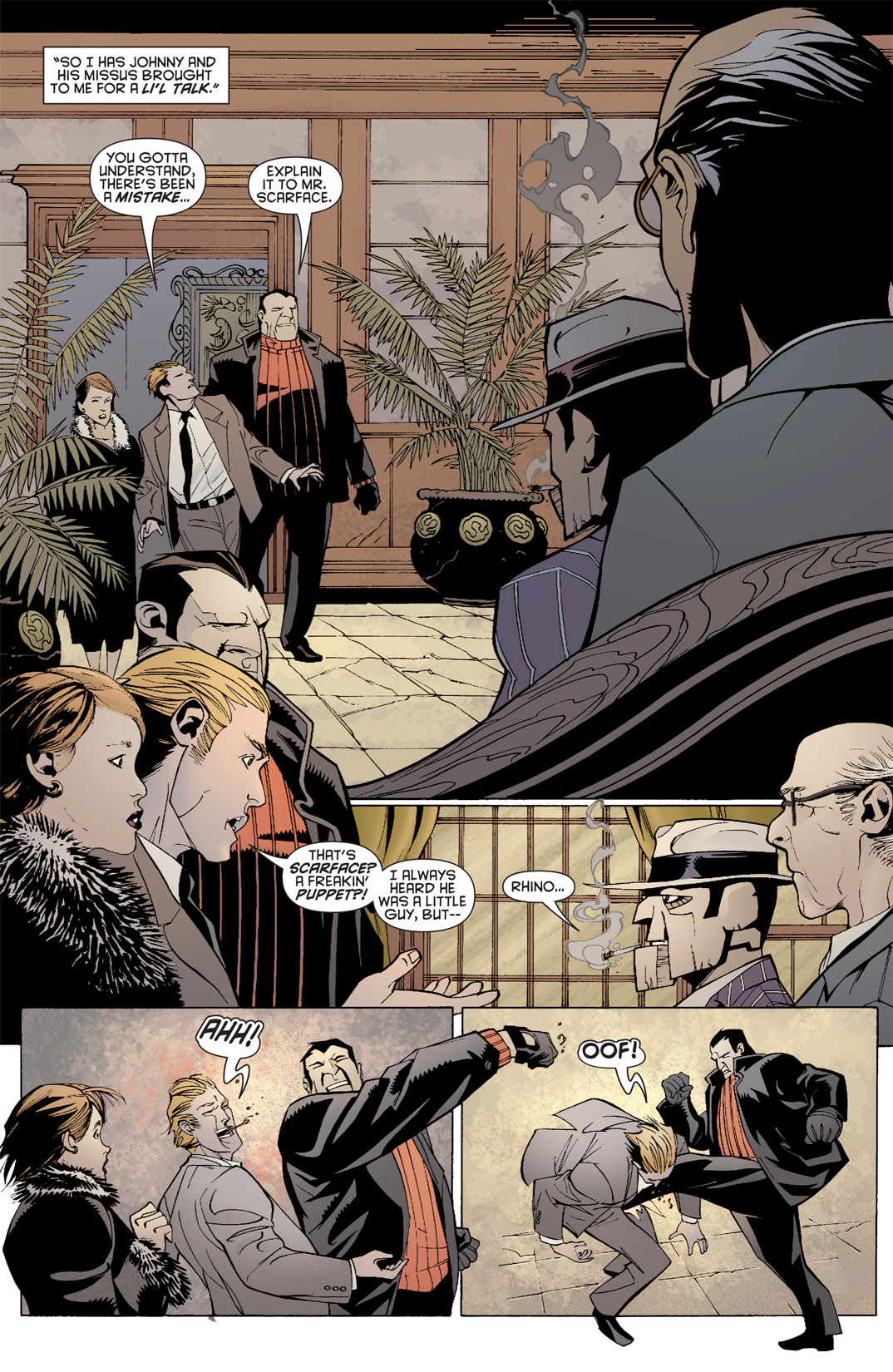 Detective Comics (1937) Issue #844 Page 8