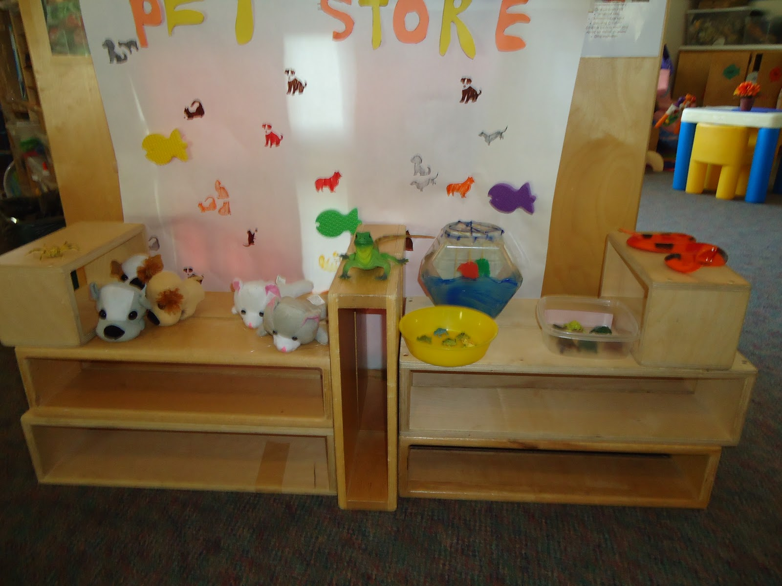 Classroom Pet Ideas : Little illuminations pet week play in pre k