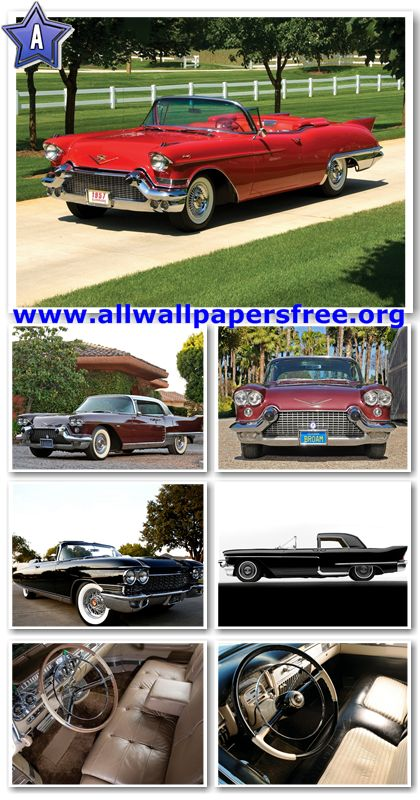 80 Amazing American Classic Cars Wallpapers 1280 X 1024 [Set 27]
