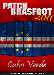 Patch Brasfoot 2011 – Albânia 2011