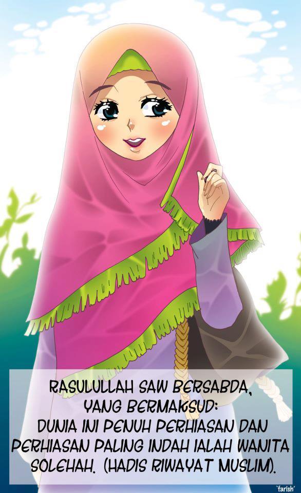 musliminah  islamic cartoons