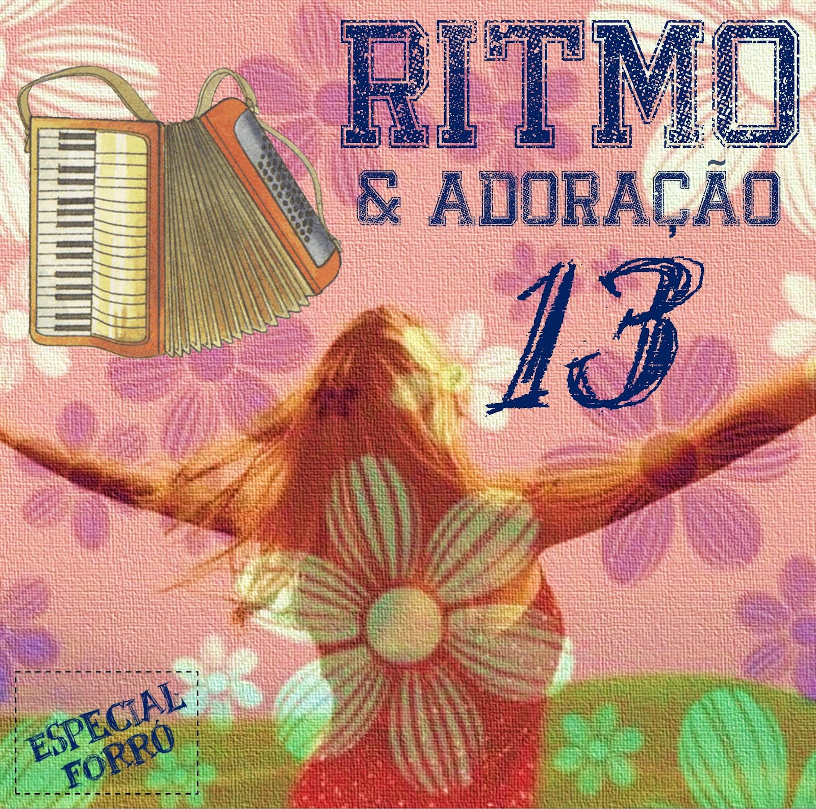 Download CD Ritmo e Adoração   Vol. 13   Especial Forró