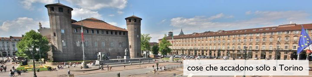 Turismo a Torino, Venaria Reale, Chieri
