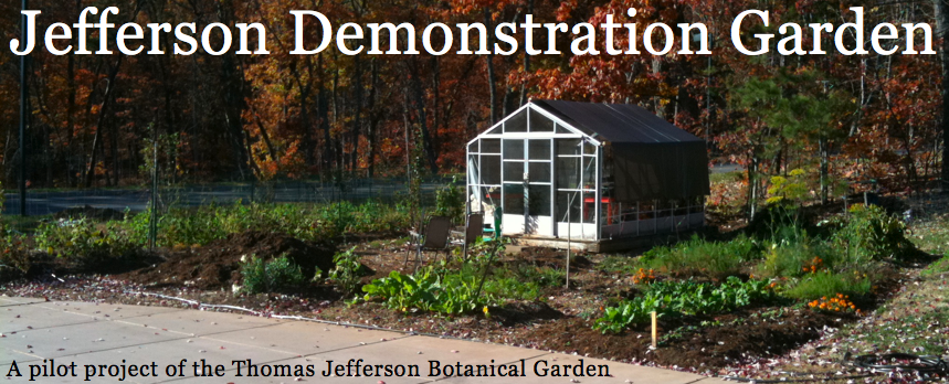Jefferson Demonstration Garden