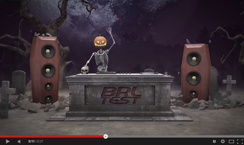 Happy Halloween from BRL Test!