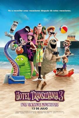 Hotel Transylvania 3 Summer Vacation 2018 DVD R1 NTSC Latino