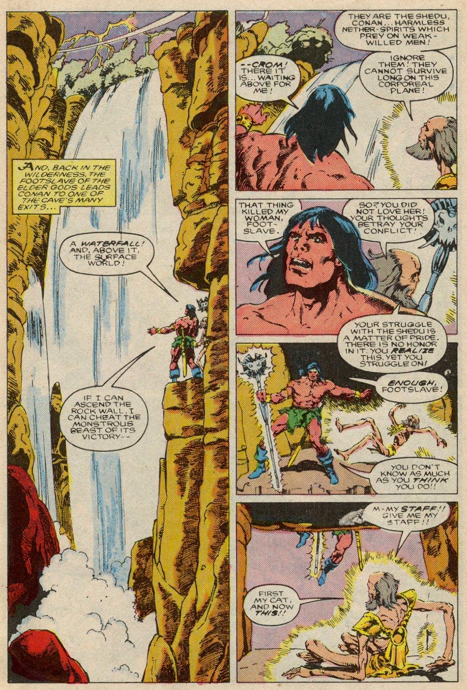 Conan the Barbarian (1970) Issue #194 #206 - English 15