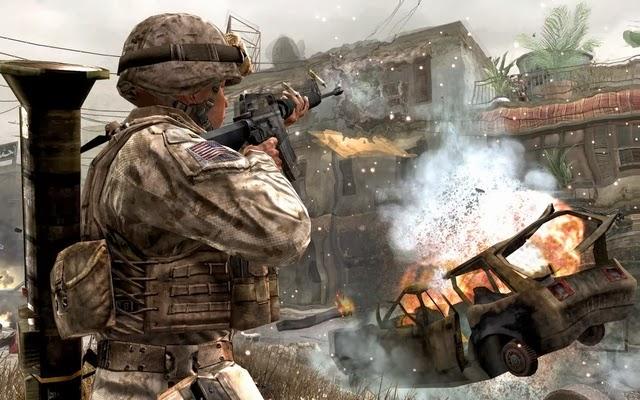 شرح تحميل لعبة Call Of Duty 4  مضغوطة بحجم خيالي  97 MBشرح تحميل لعبة Call Of Duty 4  مضغوطة بحجم خيالي  97 MB
