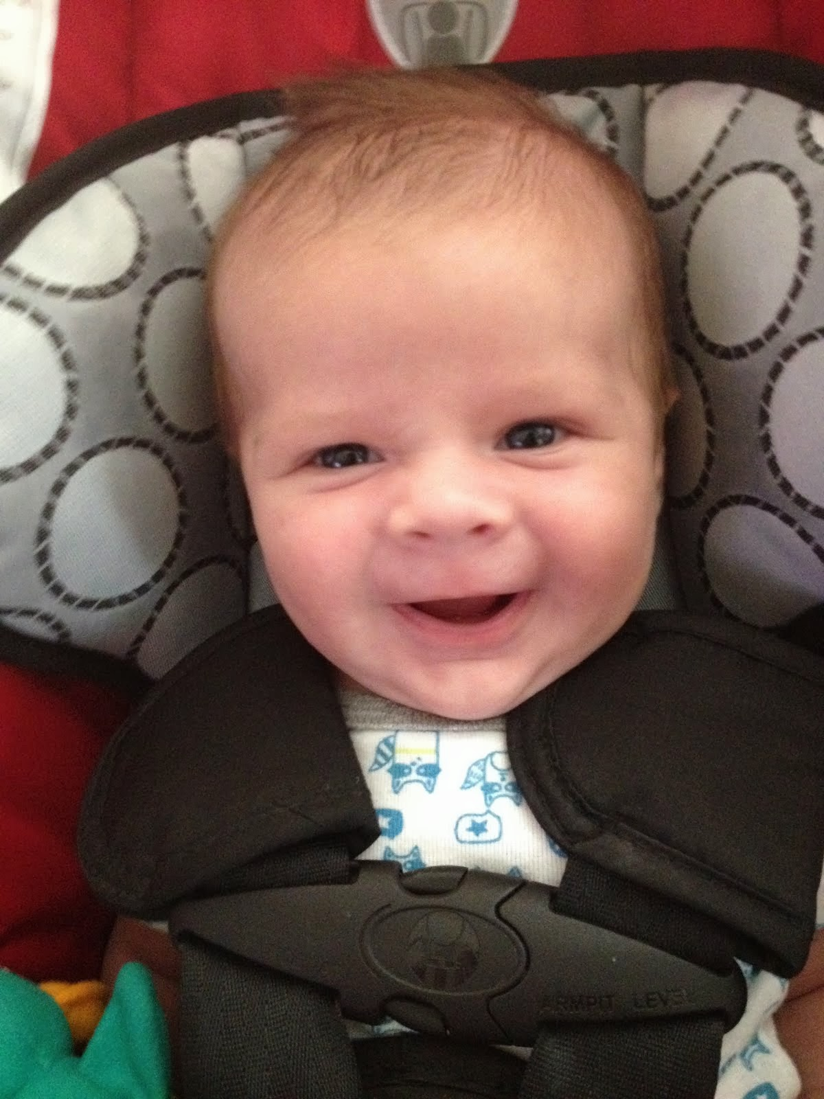 Our son, Mason