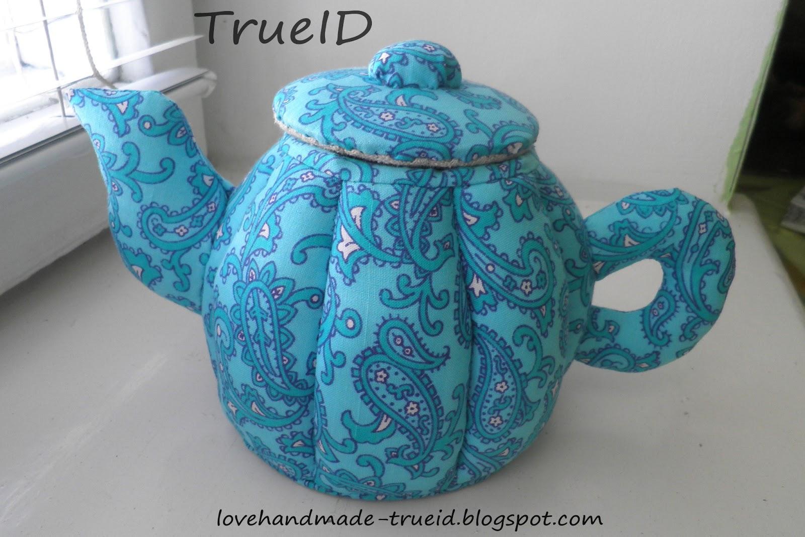 Текстильные чайники своими руками 8671