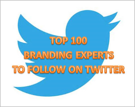 Included in List of Top #Branding Experts to Follow on Twitter