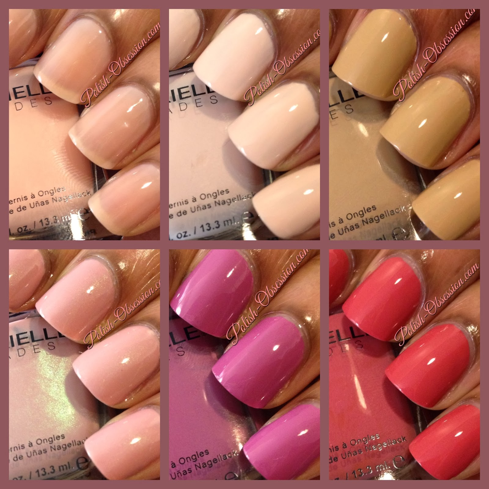 Barielle Spring 2014 Velvets Collection | Polish Obsession