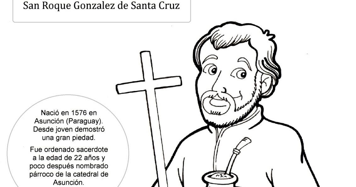 Resultado de imagen de roque gonzález de santa cruz