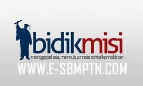 Persyaratan Bidikmisi SBMPTN 2013