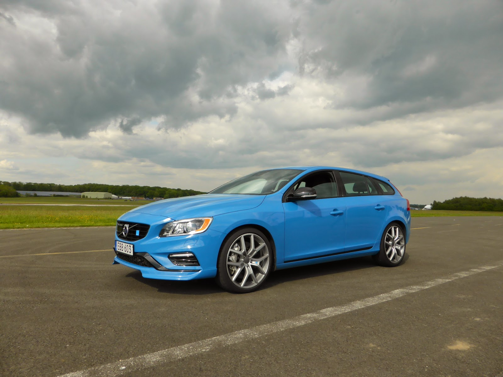 speedmonkey volvo v60 polestar review. Black Bedroom Furniture Sets. Home Design Ideas