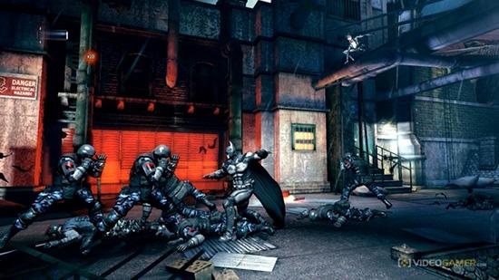 Batman Arkham Origins Blackgate Deluxe Edition Screenshot 3