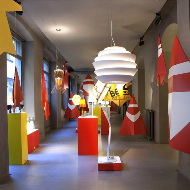 foscarini showroom